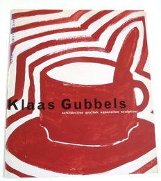 Klaas Gubbels; Lot with 6 publications - 1995 / 2004