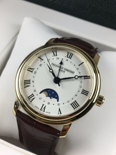 Frederique Constant Classics Auto Moonphase Automatic  ref: FC-330MC4P5 – men's watch