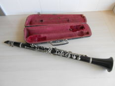 Clarinet, D. Ansingh Zwolle, signed.