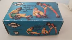 Weco roller skates from 1974 from the BRD