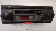 Excellent Autovox car radio - Sirio 939 model, digital with cassette player stereo 7 complete with dashboard (rare model)