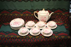 Porcelain tea service from Bernardaud & Co., Limoges