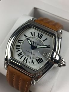 Cartier  Roadster Automatic XL Ref. 2510 — Herenhorloge — 2000-2010