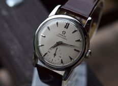 Omega Seamaster — cal 410 sub-second luxury watch— Man's — 1956