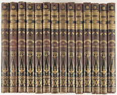 John Francis Waller [ed.] - The Imperial Dictionary of Universal Biography A Series of Original Memoirs of Distinguished Men, of all Ages and all Nations, by Writers of Eminence in the Various Branches of Literature, Science and Art. 14 volume set - 1864