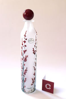 L. Canal - Red Trees Bottle (27 cm)