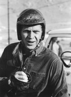 William Claxton (1927-2008) - Steve McQueen - 1963