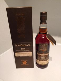 GlendDronach 1993 21 years-old Cask 494