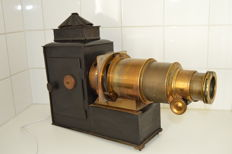 Cinema Traders Ltd. - Magic Lantern- Ca 1880, London, England