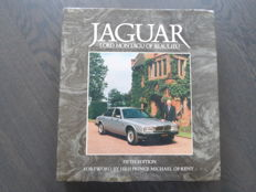 Book; Prince Michael of Kent - Jaguar Lord Montagu of Beaulieu - 1987