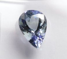 Tanzanite – 1.54 ct – No reserve price