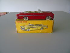 Dinky Toys-France - Scale 1/43 - Chrysler New Yorker model 1955 - No.24a