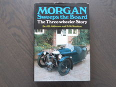 Book; J.D. Alderson - Morgan Sweeps the Board - 1978