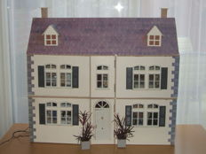 English miniature country house, 2nd half of the 20th century