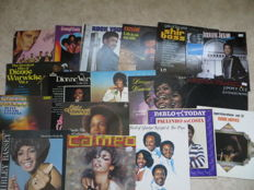 FUNK / SOUL - Various Artists - lot of 18 LP's from the seventies, eighties