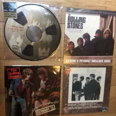 Rolling Stones collection | 4 LP's | Still in sealing!
