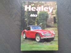Book; Peter Garnier - Healey - 1983