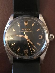 Rolex Vintage Rare Oyster Perpetual Men's 1958