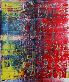 M.Weiss - Abstract Painting No. 469