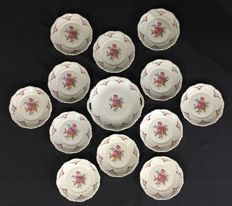 Bavaria Mitterteich - cake plate with 12 plates
