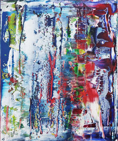 M.Weiss - Abstract Painting N.468