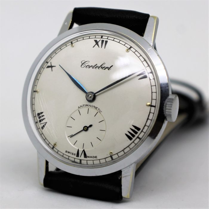 Cortébert - Men's Wristwatch