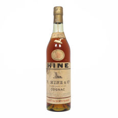 "Hine Cognac *** - ""Année du Bicentenaire"" - 1963 bottle - near perfect condition"