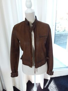 Ralph Lauren  – Suede leather jacket