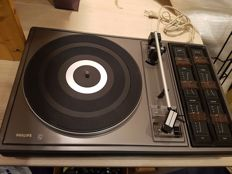 Philips record player AF 451