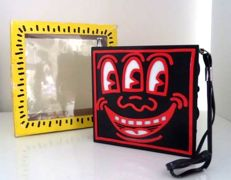 Keith Haring - Pop Shop radio - 1985