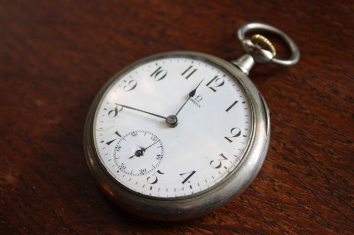 Omega - Pocket Watch - around 1914