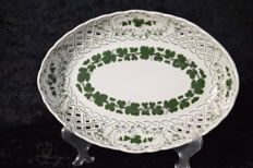 Meissen Fretwork Bowl