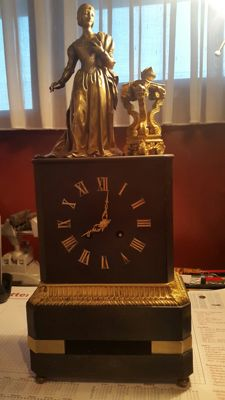 French pendulum clock - early 19th century