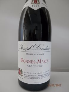 2000 Bonnes Mares Grand Cru Joseph Drouhin - 1 bottle (75cl)