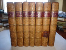 David Hume - History of England from Julius Caesar to the rebellion of 1688 - 7 volumes - 1805