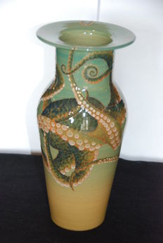 Sally Tuffin - Octopus Small Etruscan