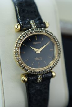 "Waltham ""Maxine"" - Swiss  luxury women's watch"