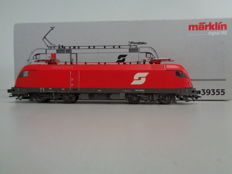 Märklin H0 - 39355 - E-loc 1016 series 'Taurus' of the ÖBB