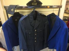 Dutch air force uniform