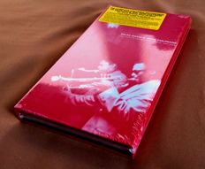 Super Ultra rare Pack collectors and fans:MILES DAVIS - The complete Columbia Records 6 CDS and booklet of 72 -page +  Unmissable Miles Davis in person Friday and Saturday nights at the Blackhawk, Complete  4 cds mint and sealed + Get up with Miles Davis