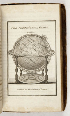 R. Turner - A new and easy introduction to universal geography; in a series of letters to a youth at school - 1800