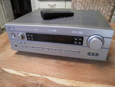 Beautiful Yamaha RX-V440 RDS Dolby Digital 5.1 Stereo Receiver + remote control