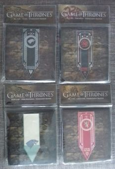 Game of Thrones Tournament Banner (4 pieces)