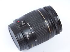 Canon EF 28- 80 mm. F/3.5-5.6 IV.
