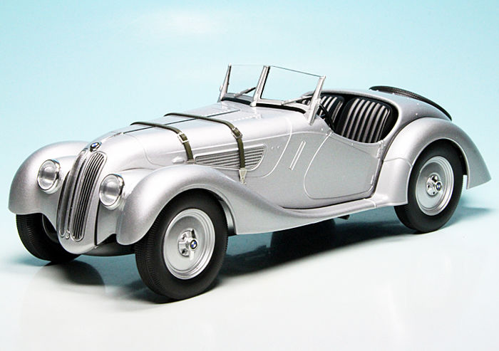 Minichamps - Scale 1/18 - BMW 328 1936