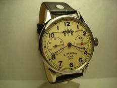 Molnija — Air Force Red Army — mariage men's wristwatch — 1980-1989