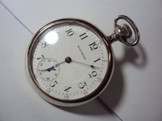 Waltham USA A.W.W.Co – Pocket Watch; year of manufacture 1908