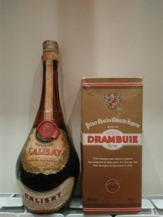 Calisay 1969 & Drambuie Scotch Whisky Liqueur