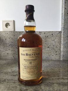 The Balvenie - 10 years old - Founder's Reserve