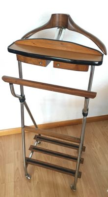 Unknown designer – Valet stand with jewellery drawers